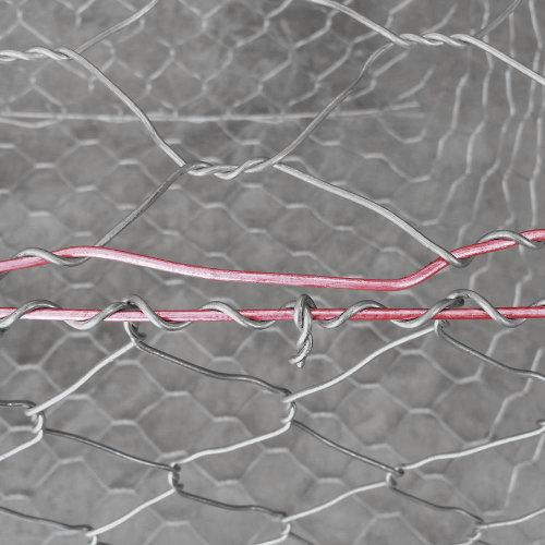 2 selvedge wire